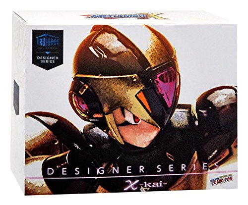 Mega Man X Designer Series X-Kai Mega Man X Exclusive 6