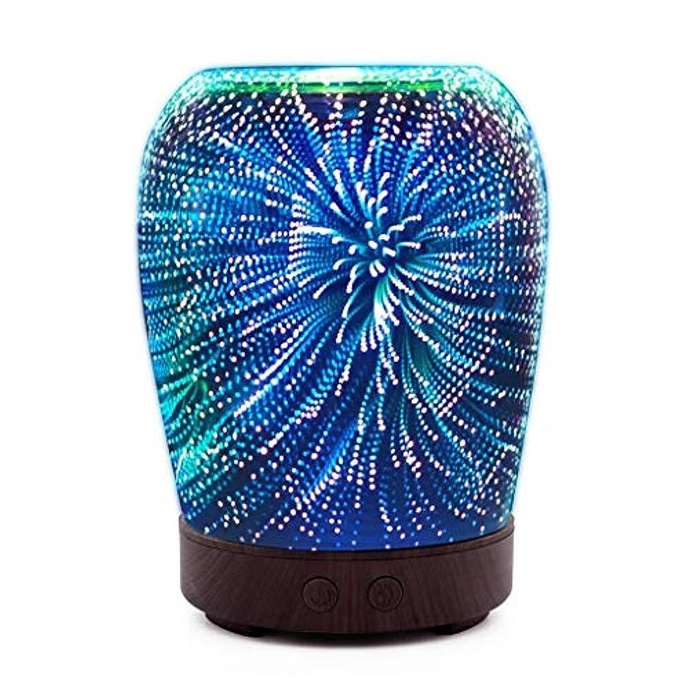 布シュリンクソケット芳香 拡張器 清涼 薄霧 加湿器 アロマディフューザー 車内や家庭で使用 (Color : Fireworks)