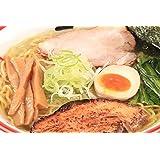 株式会社 菊水 函館麺や一文字寒干し 塩ラーメン 12食入