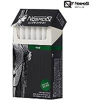 [NosmoQ]禁煙グッズハーブタバコ、100%ハーブ葉、メンソールの味、健康のためのニコチンなし1パック (メントール)