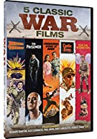 Classic War Movies: 5 Films - Young Winston/Prisoner/Commandos Sty [DVD] [Import]