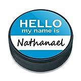 ナサニエルこんにちは、私の名前はアイスホッケーパック