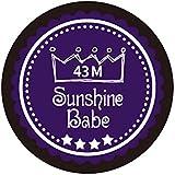 Sunshine Babe カラージェル 43M オータムウルトラバイオレット 2.7g UV/LED対応