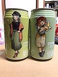 艦これ 三越コラボ 夕張 択捉 北海道麦酒 艦娘オリジナルビール バラ 一本ずつ