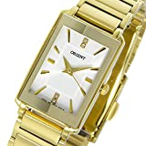 [オリエント] ORIENT 腕時計 クオーツ SUBTT007W0 ホワイトシルバー/ゴールド レディース 海外モデル [逆輸入品]