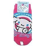 子供用 靴下 キャラクター 各種 soxk (約13~18cm, シナモロール(ピンク))srsoc1144j