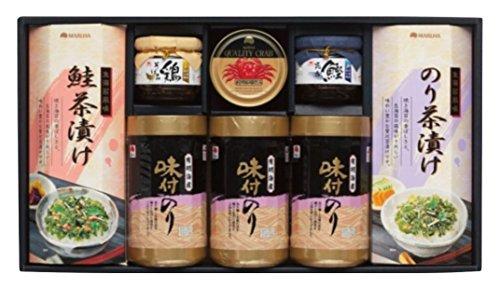 マルハニチロ 茶漬・海苔・瓶詰・缶詰詰合せ SOK-40K 16-0541-094