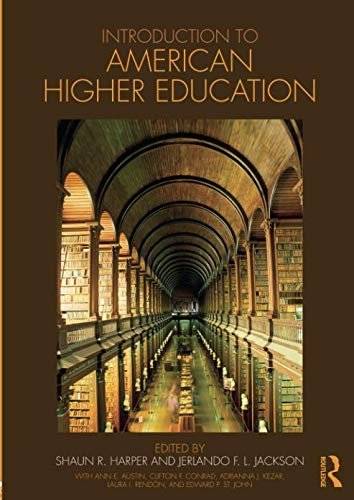 Download Introduction to American Higher Education 0415803268