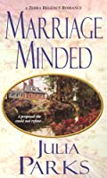 Marriage Minded (Zebra Regency Romance)