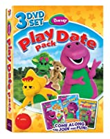 Play Date Pack [DVD] [Import]