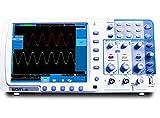 LAN付1Gsサンプリング200MHz帯域FFT機能付カラーデジタルオシロスコープフルセット SDS7202 OWON SCS3年保証正規代理店