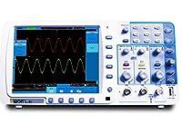LAN VGA付500Msサンプリング60MHz帯域FFT機能付カラーデジタルオシロスコープフルセット SDS6062VGA OWON SCS3年保証正規代理店