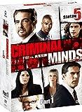 クリミナル・マインド/FBI vs. 異常犯罪 シーズン5 コレクターズ BOX Part1 [DVD]