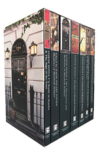 Wordsworth Editions Ltd(ワーズワースエディション)『The Complete Sherlock Holmes Collection(Wordsworth Box Sets)』