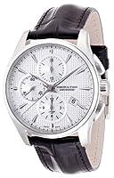 [ハミルトン] 腕時計 JAZZMASTER AUTO CHRONO(ジャズマスター オート クロノ) H32596751 正規輸入品 ブラック