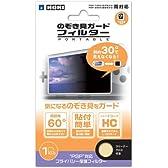 のぞき見ガードフィルターポータブル(PSP-1000・PSP-2000両対応)