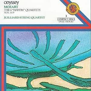 "6 ""Haydn"" Quartets"