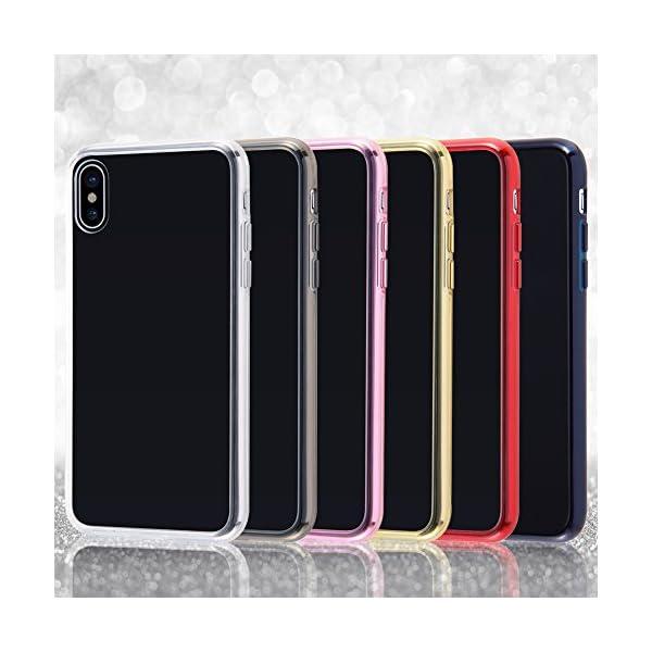 レイ・アウト iPhone X ケース ハイブ...の紹介画像2
