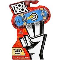 TECH DECK (テック デッキ) 96mm Vol.3 / Santa Cruz / Simpsons Homer One Deck Blue 20049453
