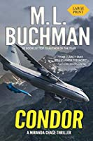 Condor: an NTSB-military technothriller (Miranda Chase)