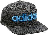 (アディダス)adidas(アディダス) AD LEOPARD PRINT SNAPBACK CAP 143-311005 03GRY グレー F