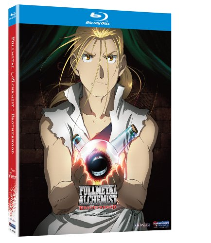 Fullmetal Alchemist: Brotherhood - Part 4 [Blu-ray] [Import]