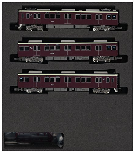Nゲージ 4267 阪急6000系 今津南線 3両編成セット (動力付き) (塗装済完成品)