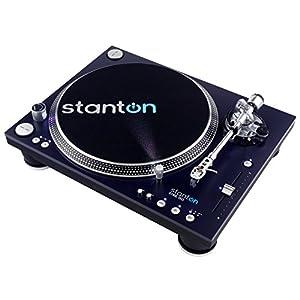 Stanton スタントン 超ハイ・トルク ターンテーブル ストレート型トーンアーム M2 series STR8.150 M2 【国内正規品】