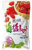 梅塩トマト 120g×4P 沖縄美健 沖縄のミネラルたっぷり塩・ぬちまーすと紀州梅を使用した天然塩まぶしドライトマト 夏バテ防止 熱中症対策に