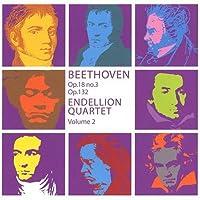 ベートーヴェン:弦楽四重奏曲全集 第2巻
