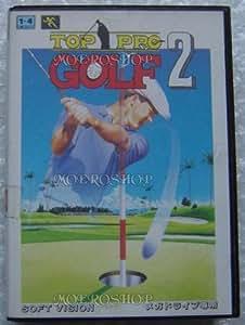 トッププロゴルフ2  MD 【メガドライブ】