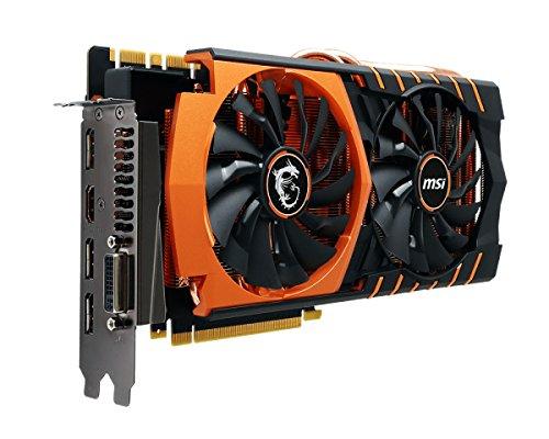 【国内正規代理店品】MSI 銅製ヒートシンククーラー搭載 GeForce GTX 980Ti グラフィックボード GTX 980Ti GAMING 6G GOLDEN EDITION