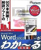 Microsoft Office Word 2003が わか~る(応用編)