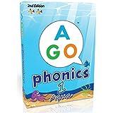 AGO フォニックス アクア レベル1 第2版 英語 カードゲーム