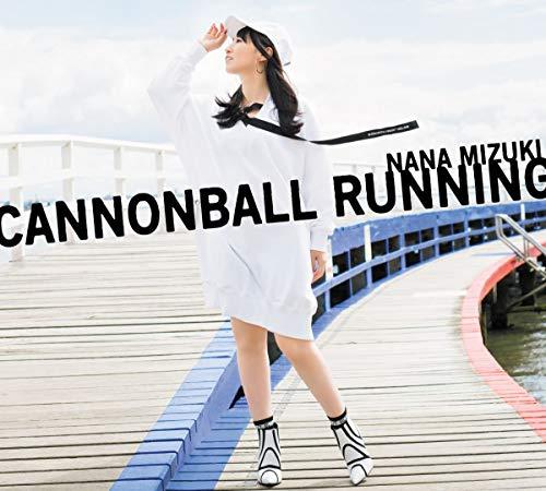 【Amazon.co.jp限定】CANNONBALL RUNNING【初回限定盤CD+Blu-ray】(オリジナル・ロゴ・チケットホルダー+デカジャケ付き)