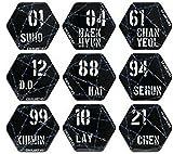 EXO 会場限定 缶バッジ D.O 10/13