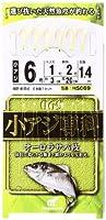 ハヤブサ(Hayabusa) HS069 小アジ専科 オーロラサバ皮   6-1