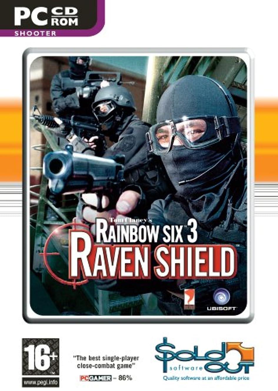 生きている光の地区Tom Clancy's Rainbow Six 3: Raven Shield (PC) (輸入版)
