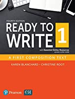 Ready to Write 1 (4E) Student Book with Essential Onine Resource (Ready to Write Series)