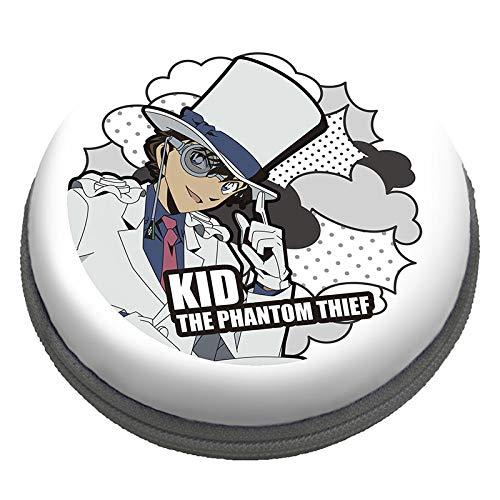 名探偵コナン EVAポーチ 丸型(怪盗キッド)