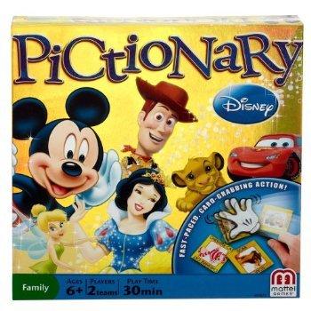 ディズニーピクショナリー (Disney Pictionary) [並行輸入品] ボードゲーム