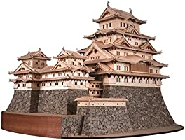 ウッディジョー 1/150 姫路城 木製模型 組立キット