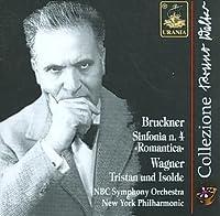 Symphony 4: Romantic / Tristan & Isolde Orchestr by Bruckner