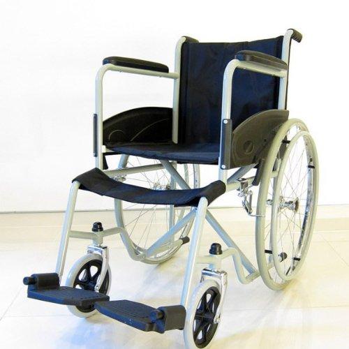 【ホーク】経済的にも機能的にも大満足!自走式スチール車椅子 ...