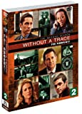 WITHOUT A TRACE/FBI 失踪者を追え! 2ndシーズン 後半セット (13~24話・3枚組) [DVD]