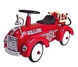 Artaburg  乗用玩具 ファイアートラック・スピードスター  WLAB89103
