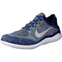 Nike Australia Men's Free RN Flyknit 2018 Running Shoes