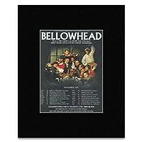 BELLOWHEAD - November UK Tour 2013 Mini Poster - 13.5x10cm