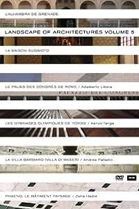 LANDSCAPE OF ARCHITECTURES 世界の建築鑑賞 VOL.5 [DVD]