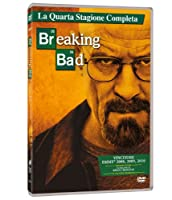 Breaking Bad - Stagione 04 (4 Dvd) [Italian Edition]